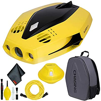 Chasing Dory Underwater ROV - Chasing Innovations Dory Backpack - Cleaning Kit & More