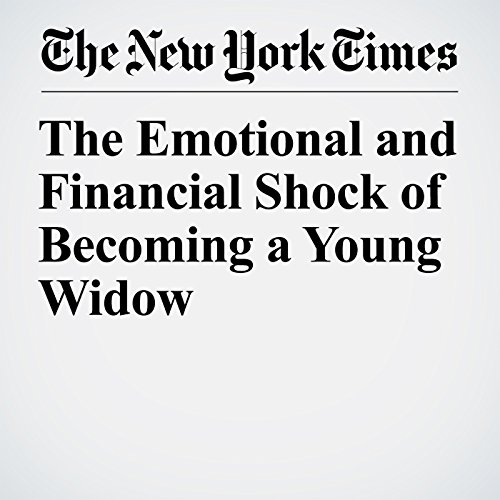 The Emotional and Financial Shock of Becoming a Young Widow copertina