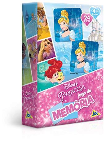 Princesa Jogo de Memória, Toyster Brinquedos, Multicor
