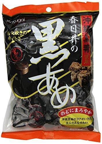 Kasugai Kuro Ame Black Sugar Hard Candy, 5.29 Ounce