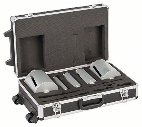 Bosch Professional 5tlg. Diamant-Bohrkronen-Set trocken G 1/2