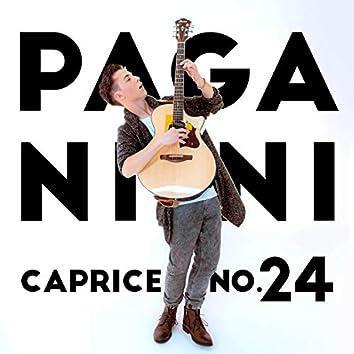 Paganini's Caprice No. 24