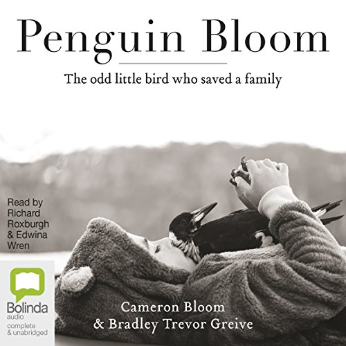 Penguin Bloom audiobook cover art