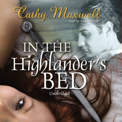 In the Highlander's Bed audiobook cover art