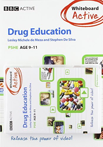 Drug, Alcohol and Tobacco Education Whiteboard Active Pack (BBC Active Whiteboard Active)