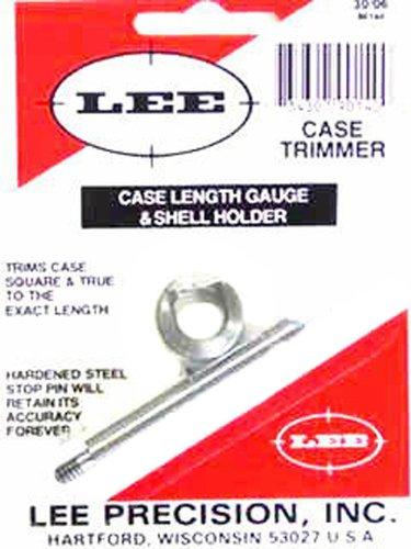 Lee Precision 90140 Galga con Shell Holder Calibre 30-06, Multicolor, Talla Única