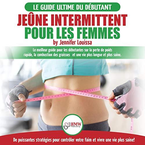 Jeûne intermittent pour les femmes [Intermittent Fasting for Women] cover art