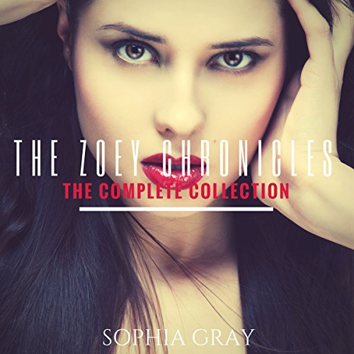 The Zoey Chronicles audiobook cover art
