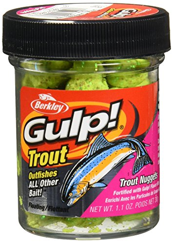 Gulp! Trout Nuggets