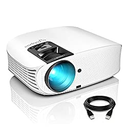 Best Budget Projectors UK Reviews {UPDATED} under 200, 500