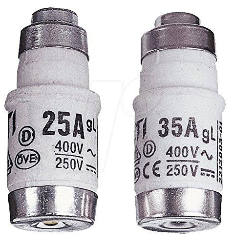 Sicherungseinsätze D 02 35 A (10er-Pack)