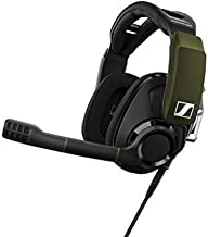 Sennheiser GSP 550 PC Gaming Headset with Dolby 7.1 Surround Sound, Flip-to-Mute microphone, USB connectivity for Dekstop ...