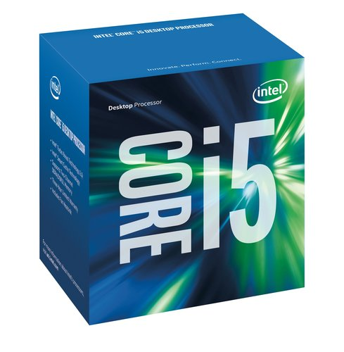 INTEL CORE I5 - Procesador, 7400, 3GHZ, QUAD CORE , SOCKET LGA1151, 6MB CACHE