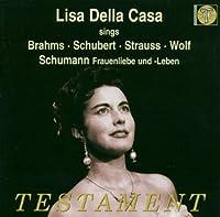 Lisa Della Casa Sings Lieder