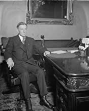 1925 photo Vice President Dawes in Capitol, 3/19/25 Vintage Black & White Pho b4
