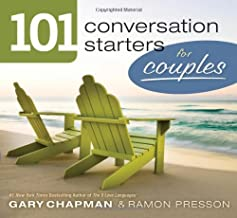Best 101 more conversation starters for couples gary chapman Reviews