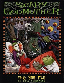 Scary Godmother: The Boo Flu 1579890385 Book Cover