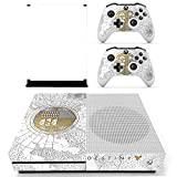 Adventure Games - Destiny, Limited Edition - Vinyl Console Skin Decal Sticker + 2 Controller Skins Set - Compatible with XBOX ONE S Gaming Console