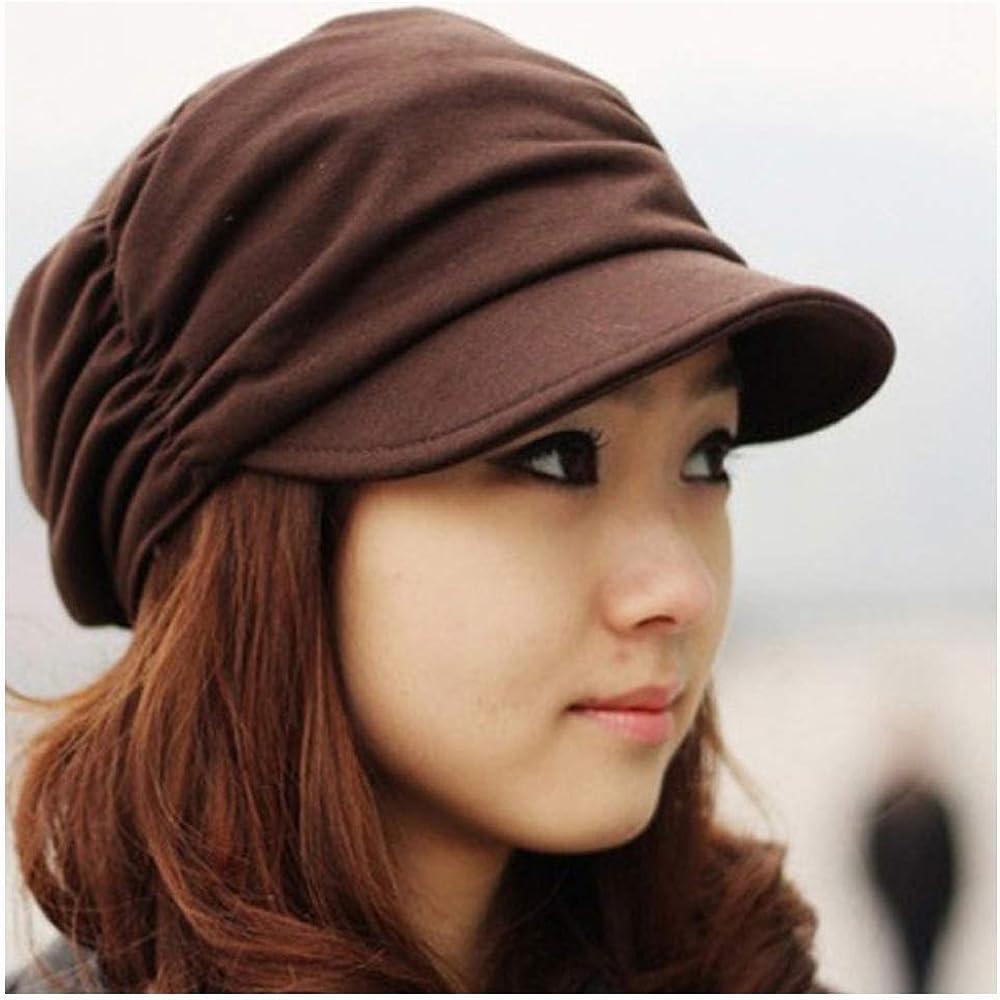 Fashion Women's Flat Cap Ladies Autumn Hat Fisherman Hat Ladies Beret Autumn And Winter Trend Baseball Cap, by jdon-hats,