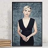 nr Scarlett Johansson Sexy Charmante Frau Star Poster