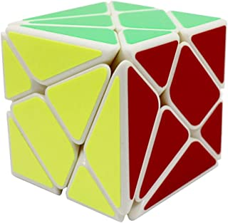 GLBS S/ólido De La Torcedura del Color Rotaci/ón Cubo De Rubik Sensaci/ón Suave Y M/ágico del Cubo del Ocio del Estudiante Descompresi/ón Cubo De La Velocidad De Pl/ástico Magic Puzzle Juguete For Ni/ños