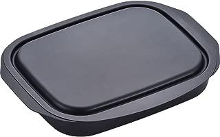 和平フレイズ グリルパン ブラック 17×22cm RA-9505