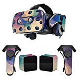 MightySkins Skin Compatible with HTC Vive Pro VR Headset - Focus   Protective, Durable, and Unique Vinyl Decal wrap Cover   Easy to Apply, Remove, and Change Styles   Made in The USA