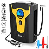 Best Auto Tire Inflators - Skey Air Compressor Tire Inflator - Electric Auto Review