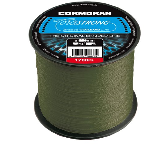 Cormoran Corastrong grün 0.40mm 32kg 1200m