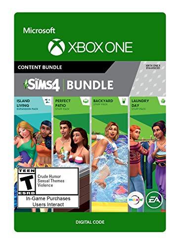 The Sims 4 Fun Outside Bundle - [Xbox One Digital Code]