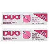 DUO Strip Lash Adhesive, Dark, 0.5oz x 2 pack