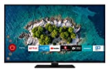 HITACHI U55K6000 140 cm (55 Zoll) Fernseher (4K Ultra HD, HDR10, Dolby Vision HDR, Triple Tuner, Smart TV, Works with Alexa, Bluetooth, PVR)