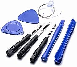 MobileGlaze Professional Premium Repair Opening Tool Kit Screwdriver set for Smartphones iPhone 4 / 4S / 5 / 5C / 5S / 6 / 6 Plus