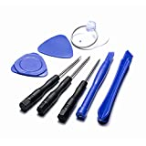 MobileGlaze Professional Repair Opening Tool Kit Screwdriver Set for Smartphones iPhone 4 /