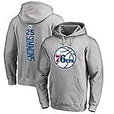 AWEY Philadelphia 76ers Ben Simmons 25# - Sudadera con capucha para hombre (talla S-3XL), diseño de Ben Simmons