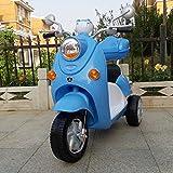 TOYYPAY Puede Sentarse en la Motocicleta Paseo de los Cabritos 6V Pilas Bicicletas Equilibrio de la Motocicleta de la batería Recargable niños de Motor for los Muchachos de los niños y niñas