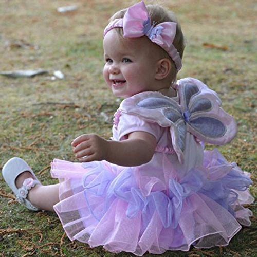 Baby Fairy Set Age 3 – 18 Months Toddler Fairy (Déguisement)