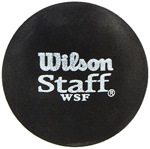 Wilson Squash-Ball, Staff, 2 Stück, Blau, Schwarz, WRT617500