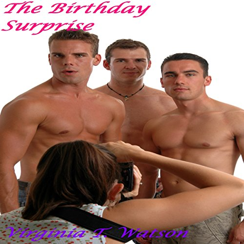 The Birthday Surprise  By  cover art