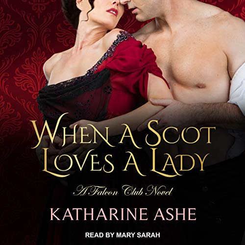 When a Scot Loves a Lady audiobook cover art