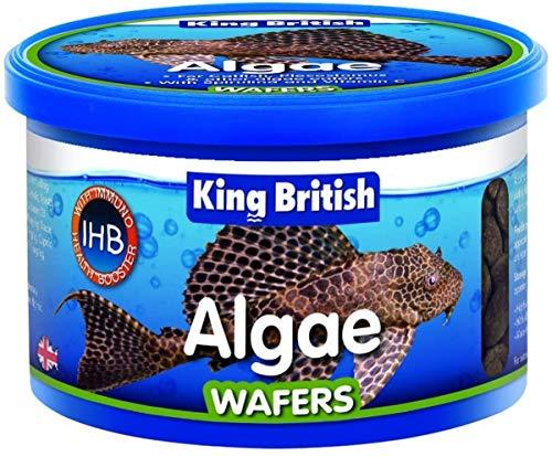 Beaphar King British Algae, Wafer with IHB, 100 g