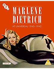 Marlene Dietrich at Universal 1940-1942: Seven Sinners, The Flame of New Orleans, The Spoilers & Pittsburgh [Blu-ray] [Reino Unido]
