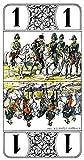 Tarot aux armes d'epinal. etui carton