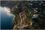 1000 piezas-Sunset at Camara de Lobos en Madeira Rompecabeza