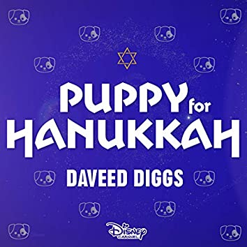 Puppy for Hanukkah