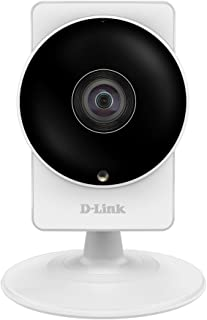 D-Link HD 180-Degree Wi-Fi Camera Connected Home Series, IFTTT Compatible (DCS-8200LH)