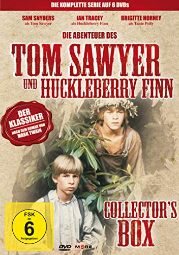 Die Abenteuer von Tom Sawyer und Huckleberry Finn [6 DVDs]