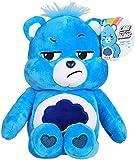 Iconic Care Bear 9 inch Plush- Grumpy Bear - I Like to be Grumpy! Collect All six!