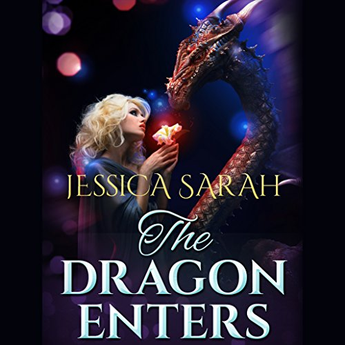 The Dragon Enters audiobook cover art