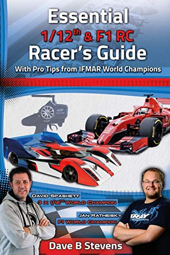 Essential 1/12th & F1 RC Racer'…